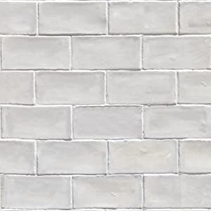 Marvelous 4 Pack Of Dumapan SMP Casablanca Rectangle Tile Effect Wall Panel   3D  Effect PVC Bathroom / Kitchen Wall Panels Part 29