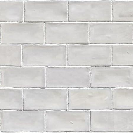 4 Pack of Dumapan SMP Casablanca Rectangle Tile Effect Wall Panel ...