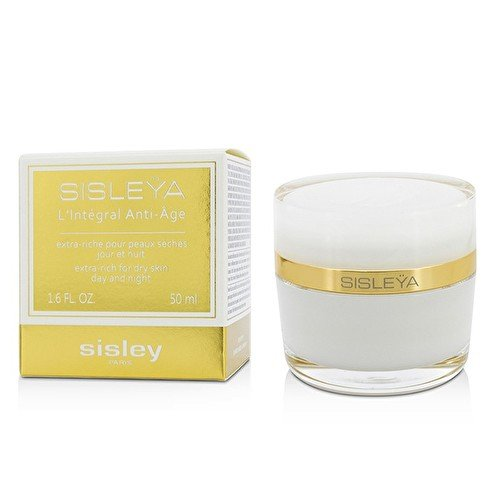 Extra Rich Cream - Sisley Sisleya L'Integral Anti-Age Day And Night Cream - Extra Rich for Dry skin - 50ml/1.6oz