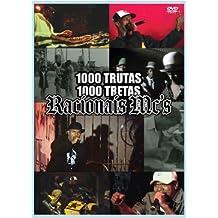 RACIONAIS MC'S - 1000 TRUTAS E (DVD)