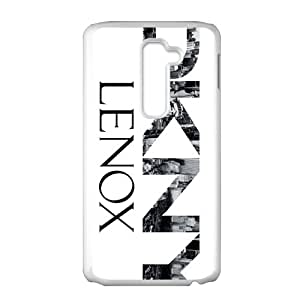 DASHUJUA DKNY design fashion cell phone case for LG G2