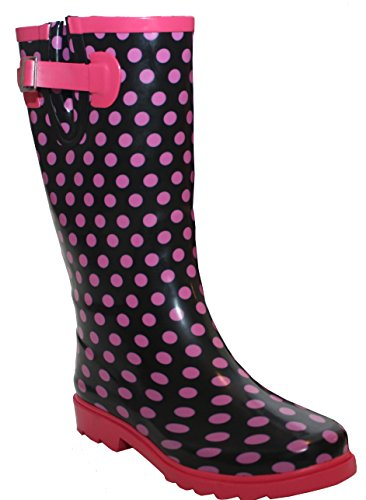 the best attitude eee18 60bbc A&H Footwear Queen, Mädchen Damen Arbeits-Gummistiefel ...