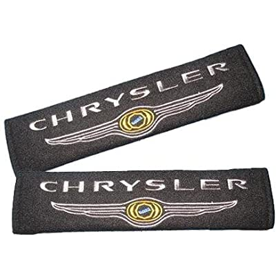 Chrysler Seat Belt Shoulder Pad - 1 pair: Automotive
