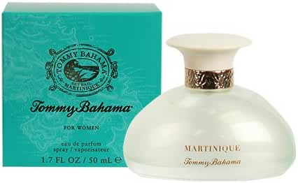 Tommy Bahama Set Sail Martinique Eau de Parfum Spray for Women, 1.7 Ounce