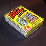 Topps Wacky Packages Series 2 Complete Set of 55 Stickers -Great Product Parodies- Designed after the classic '70s sets !!