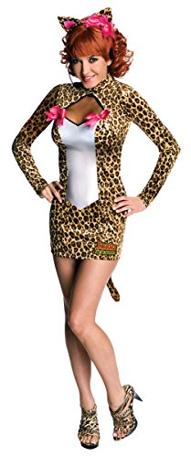 Josie and the Pussycats Adult Costume - Large (Josie And The Pussy Cats Costume)
