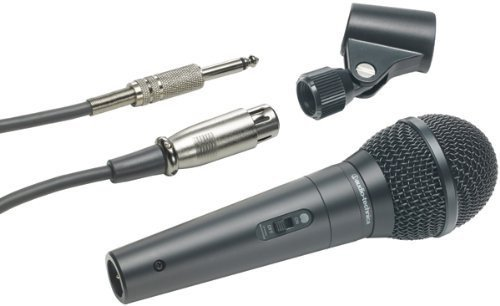 (Audio-Technica ATR-1300 Unidirectional Dynamic Vocal/Instrument Microphone)