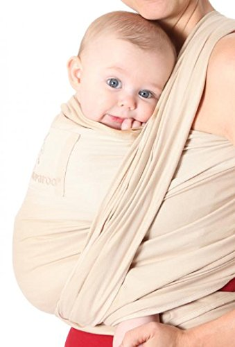 Chimparoo Woven Wrap Baby Carrier, Bio Regular