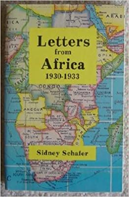 Download Letters from Africa, 1930-1933 PDF