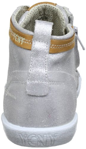 Donna Y25058 Boogie silver Argento Sneaker silber Cab Yellow qE4THwxIx