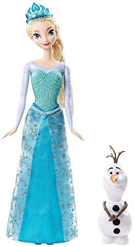 Disney-Frozen-Sparkle-Princess-Elsa-and-Olaf-Doll-Gift-Set