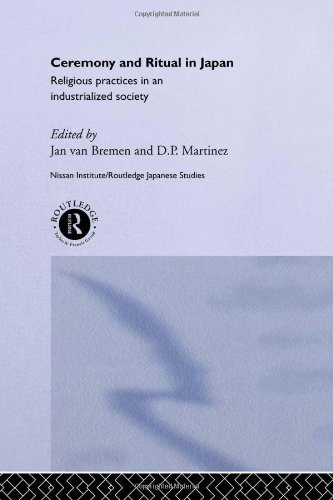 Ceremony and Ritual in Japan: Religious Practices in an Industrialized Society (Nissan Institute/Routledge Japanese Stud