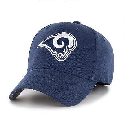 Fan Favorite NFL Los Angeles Rams Adjustable Cap/Hat by Fan Favorite