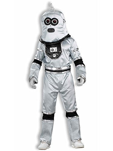 Forum Novelties Men's Robot Adult Costume, Multicolor, Standard]()