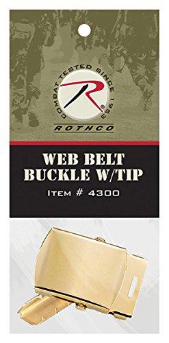 Web Belt Buckle Tip Pack product image