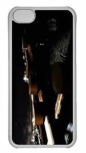 taoyix diy Customized iphone 5C PC Transparent Case - Worship Personalized Cover