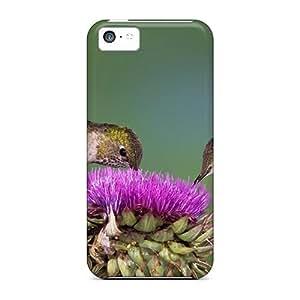 Special CaroleSignorile Skin Cases Covers For Iphone 5c, Popular Fly Birds Phone Cases