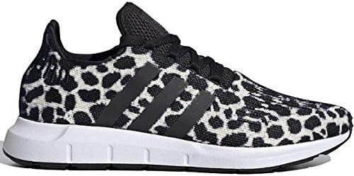 Swift Run Sneaker, White/Black/Carbon