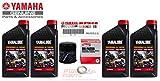 YAMAHA Sport Motorcycle AP Oil Change Kit YZF-R6S