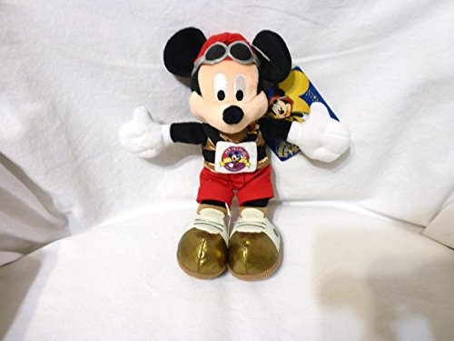 Rare Retired Limited Edition Run of Only 2,000 Worldwide - Around Our World with Mickey 9
