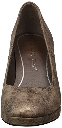 Marco Tozzi 22428 Damen Pumps Braun (Pepper Met.)