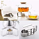 Teapot Warmer with tea lite candle .Portable