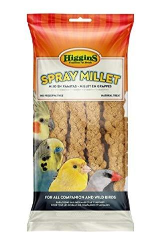 Higgins Pet Food Sunshine Spray Millet 12 Count by HIGGINS PET FOOD