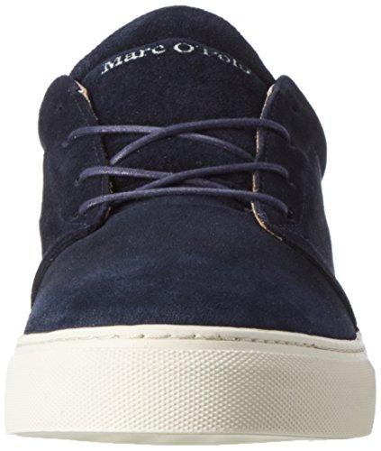 Marc OPolo 70123763502103 Sneaker, Sneaker Basse Uomo Blu (Navy)