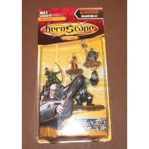 Heroes of Faerun Heroscape Wave 11 D&D Collection (Heroscape Collection)