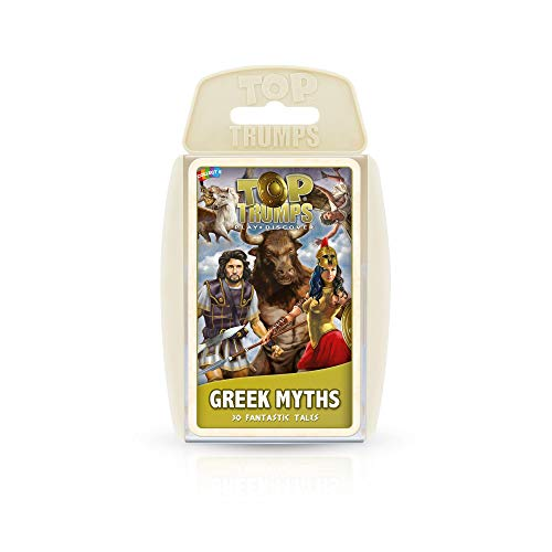 Greek Mythology Top Trumps Card Game