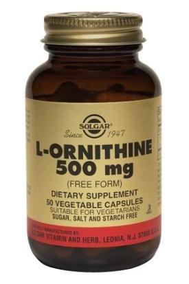 L-Ornithine 500mg - 100 - VegCap