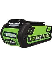 Greenworks 40V 2.0 Ah Lithium Ion Battery 29652