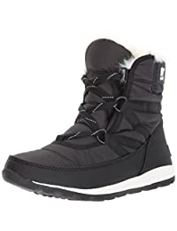 Sorel W's Whitney Short Lace Boots