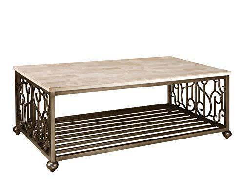 Standard Furniture 27411 Toscana Coffee Table, 50