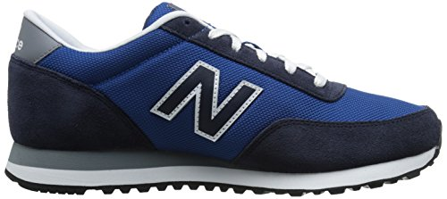 New Balance ML501 del hombre Core Running Shoe Azul / negro