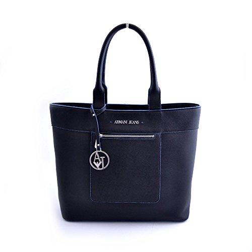 Shopping Donna Armani Jeans Pvc Plastica Nero