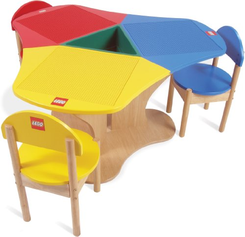 LEGO Education Three Seat Playtable