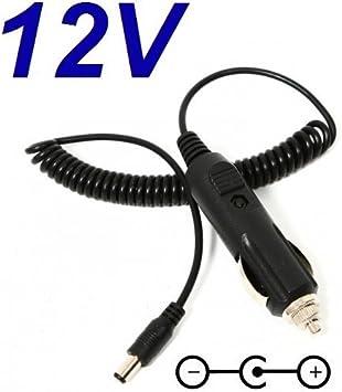 CARGADOR ESP ® Cargador Coche Mechero 12V Reemplazo Television ...