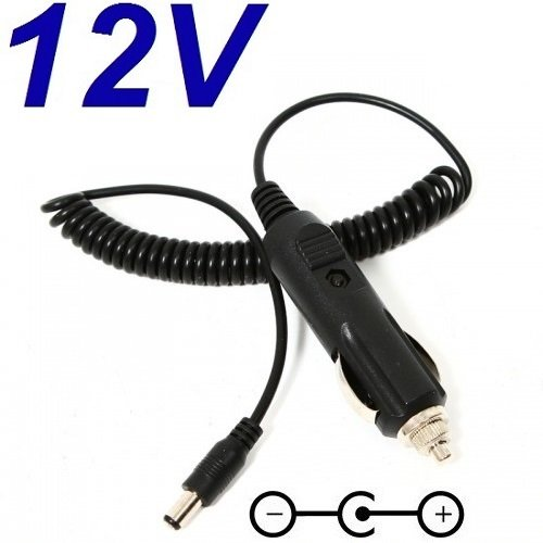 Cargador Coche Mechero 12V Reemplazo Detector Radares Angel Driver TP Only You Combi Recambio Replacement CARGADOR ESP
