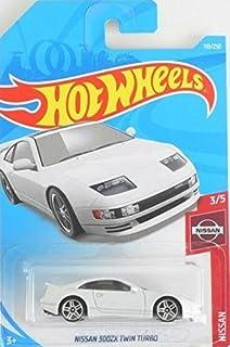 Hot Wheels 2019 Basic Mainline Nissan Series: Nissan 300ZX Twin Turbo - International Card