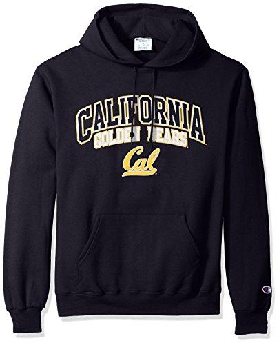 NCAA Men's ECO Power Blend Hooded Sweatshirt
