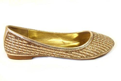 Mocassini Sko's 3010 Gold 135 Donna qzFdzCSw