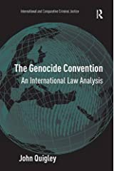 The Genocide Convention: An International Law Analysis (International and Comparative Criminal Justice) Hardcover