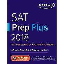 SAT PREP PLUS 2018
