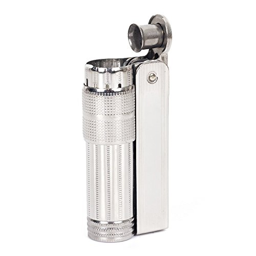 Classics Imco Triplex Super 6700 Stainless Steel Oil Petrol Cigaretter Lighter (Type 1) (Cigarette Super)
