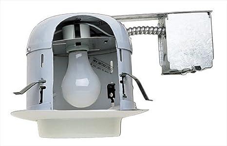 Elco Lighting RR9ICA 6 quot  Airtight IC Shallow Remodel HousingElco Lighting RR9ICA 6  Airtight IC Shallow Remodel Housing  . Shallow Housing Recessed Lighting. Home Design Ideas
