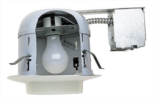 Elco Lighting RR9ICA 6'' Airtight IC Shallow Remodel Housing by Elco Lighting (Image #1)