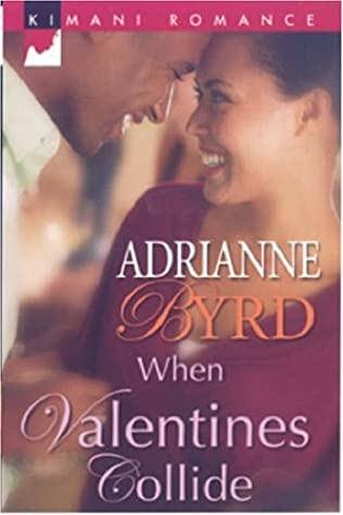 book cover of When Valentines Collide