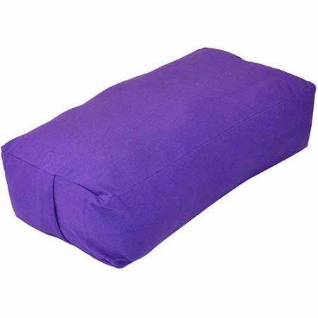Amazon.com : YogaDirect Supportive Rectangular Cotton Yoga ...