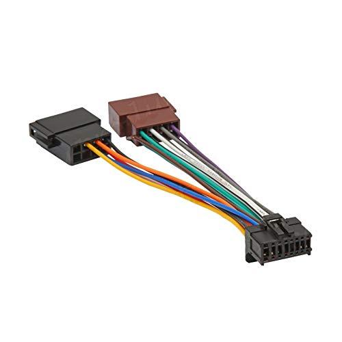 Inex Pioneer Pin ISO Wiring Harness Connector Adaptor Car Stereo Radio Loom:
